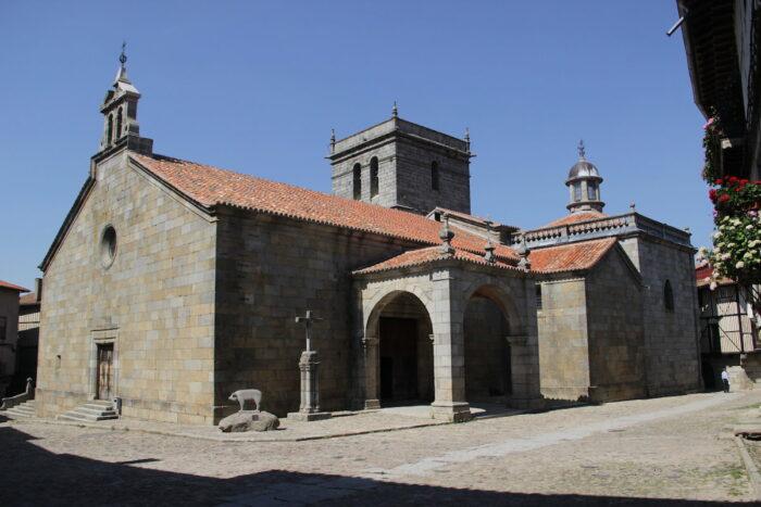 Church of La Alberca photo by Bjorn S via Flickr CC