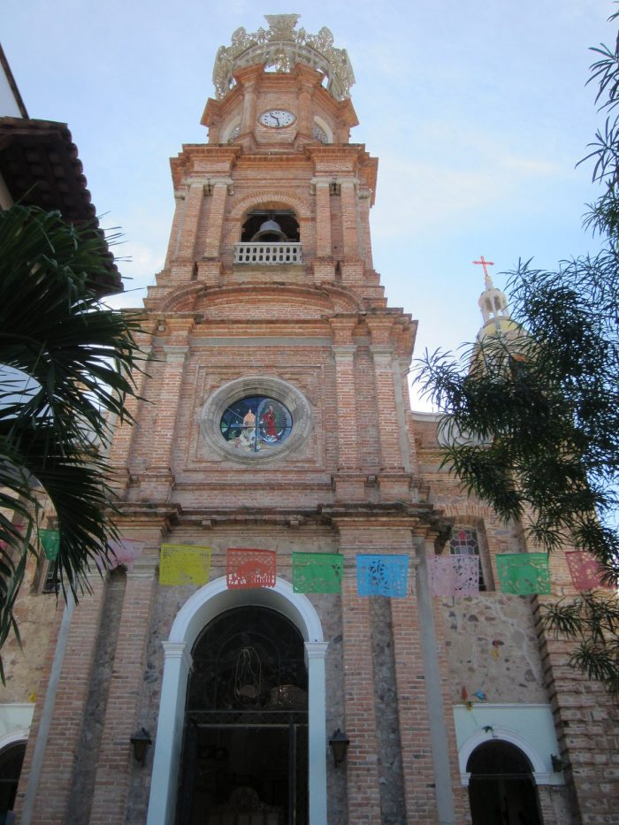 Church of Our Lady of Guadalupe Puerto Vallarta by Another Believer via Wikipedia CC