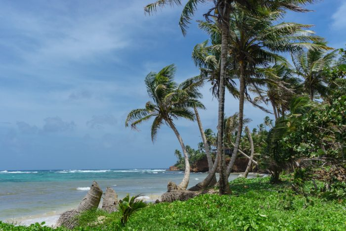 Corn Island Beach in Nicaragua photo via Depositphotos
