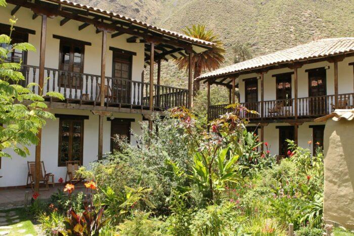 El Albergue Ollantaytambo Inn Peru