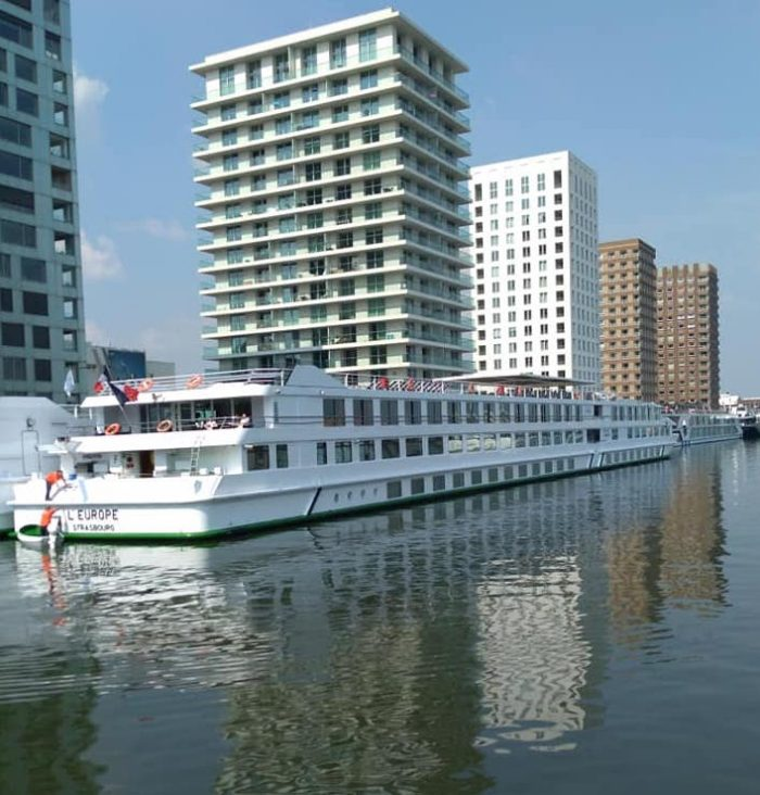 Flandria Boat Tour Antwerp