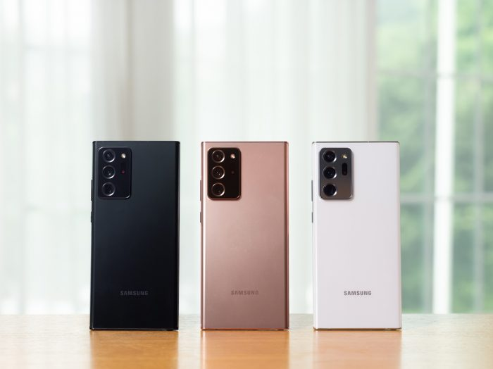 Galaxy Note20 Ultra series