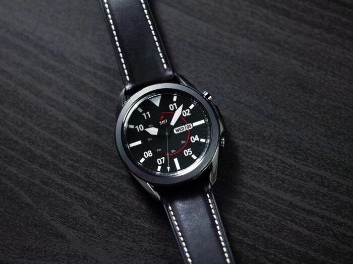 Galaxy Watch3 Black