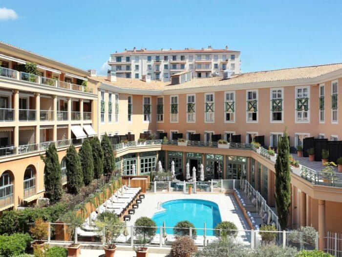 Grand Hotel Roi Rene Aix-en-Provence Center – Mgallery