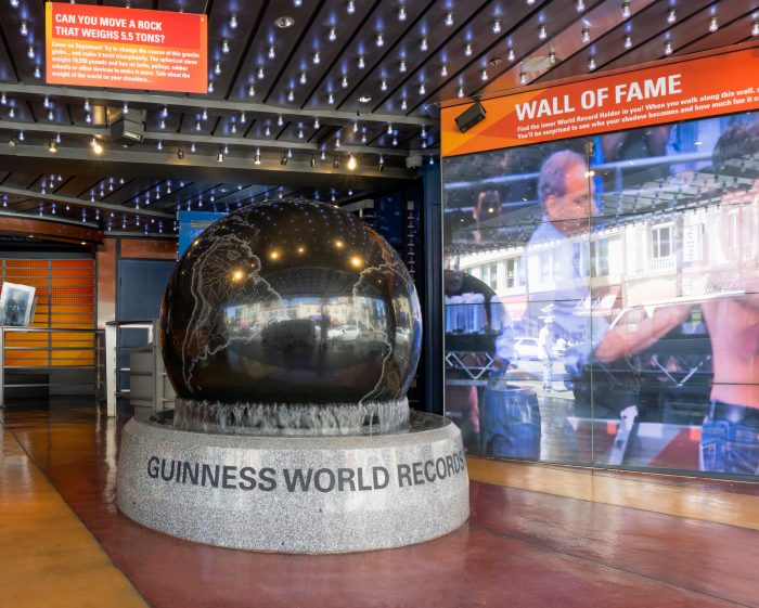 Guiness Museum in Hollywood via Depositphotos