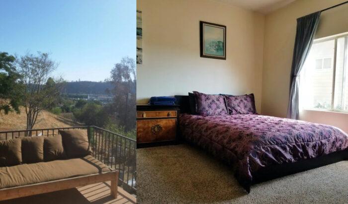Hillside Airbnb Hideaway in Los Angeles