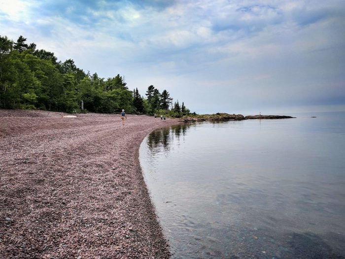 Hunter's Point Park Beach photo by Matt Clara via FB