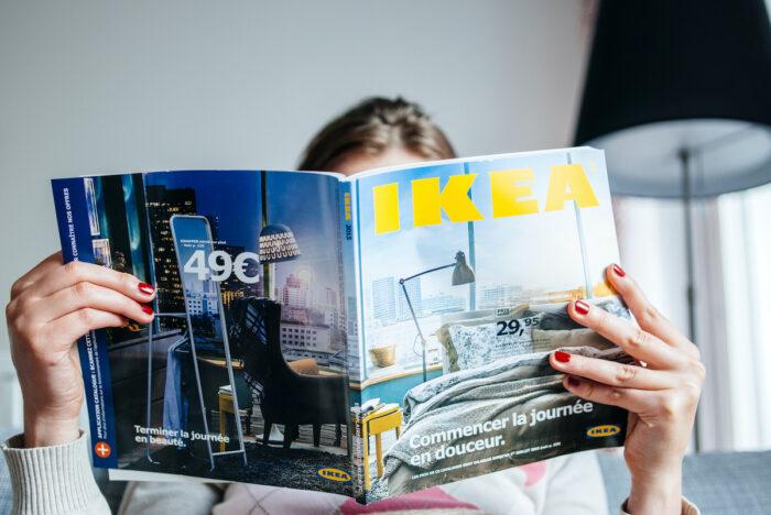 IKEA Catalogue photo via DepositPhotos