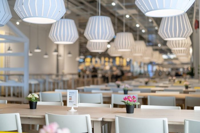 IKEA in SM Mall of Asia Opening