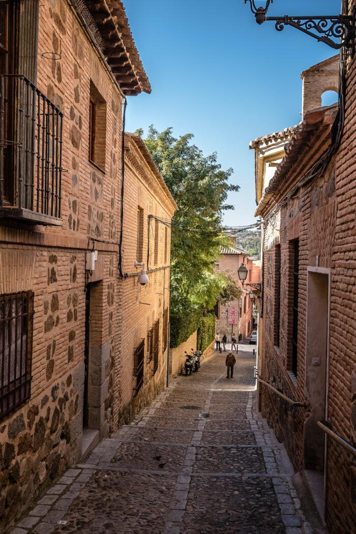 Jewish quarter of Toledo photo via Depositphotos
