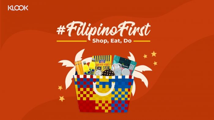 Klook launches #FilipinoFirst campaign to support local businesses