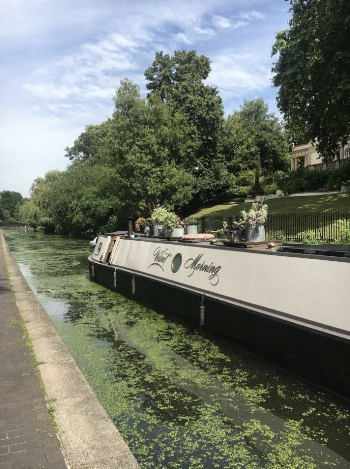 London Holiday Home Boutique Central London Narrowboat