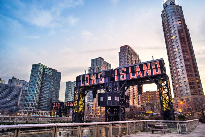 Long Island, New York City. USA photo via Depositphotos