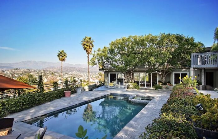 Los Angeles Airbnb with a Private Pool House and Amazing Views