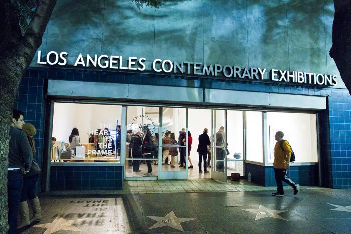 Los Angeles Contemporary Exhibitions photo via welcometolace.org