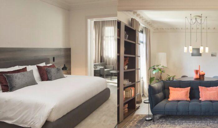 Luxury 4-bedroom Airbnb in Barcelona