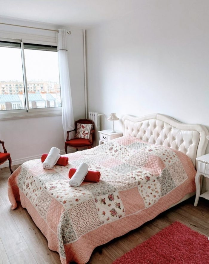 Luxury Airbnb Rental Paris