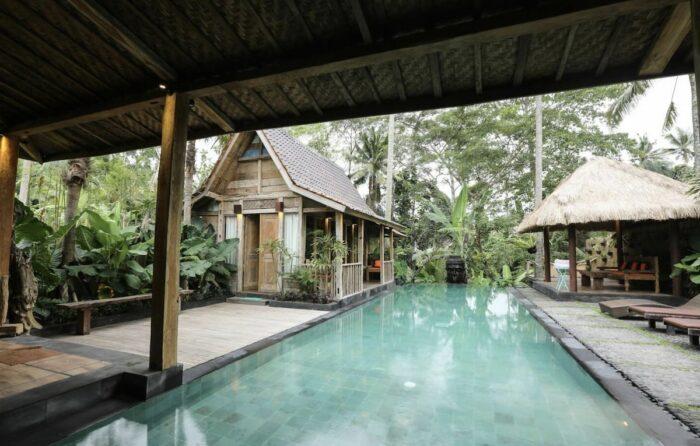 Luxury Private Pool Villas in Ubud