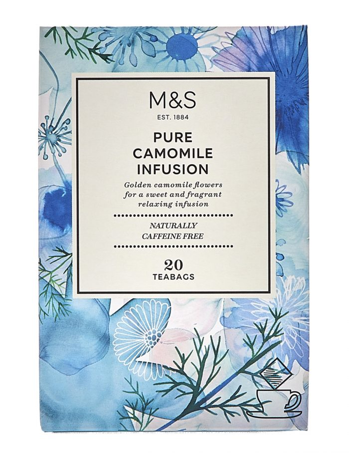 Marks & Spencer Pure Camomile Infusion, P1355
