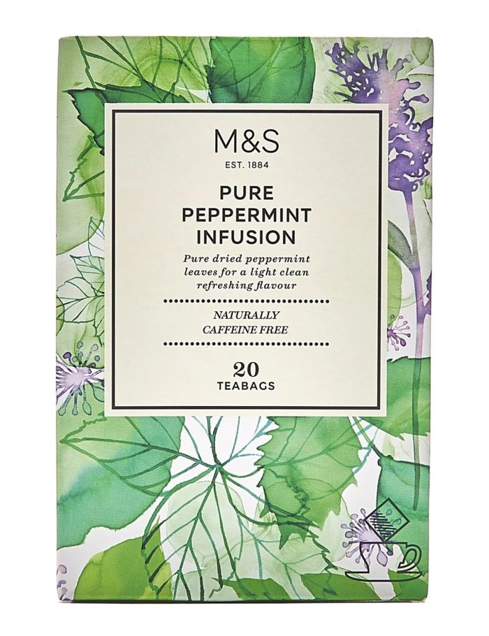 Marks & Spencer Pure Peppermint Infusion, P135