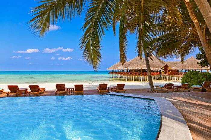 Maldives photo via Depositphotos