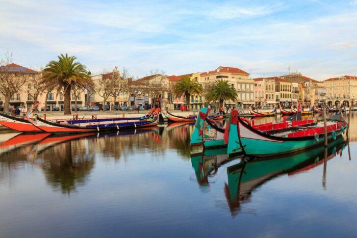 Moliceiro Boat Trip in Aveiro