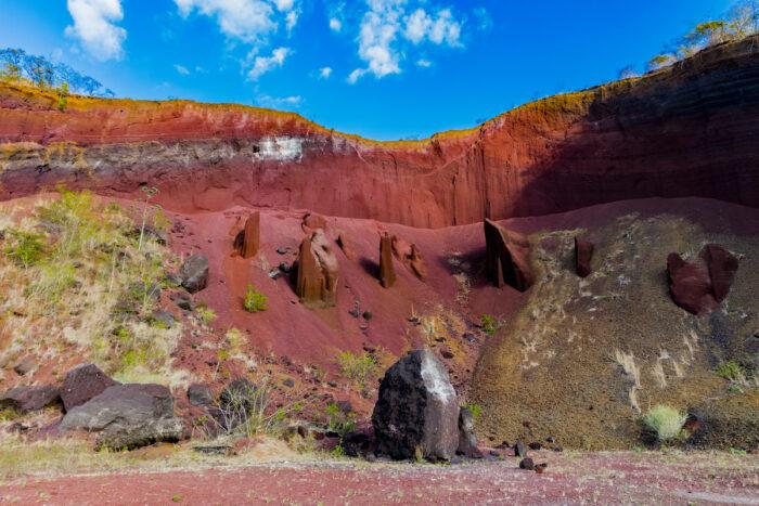 Mombacho Volcano landscape Granada Nicaragua photo via Depositphotos