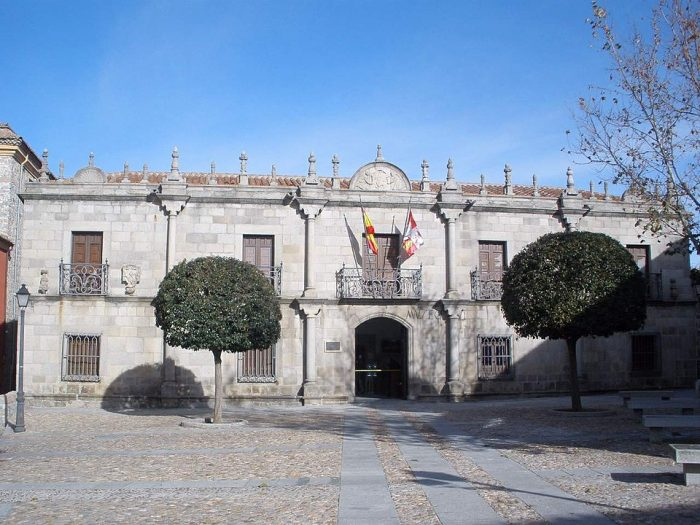 Museo de Avila by Zarateman via Wikipedia CC
