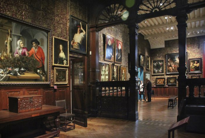 Museum Mayer van den Bergh by KotomiCreations via Flickr CC
