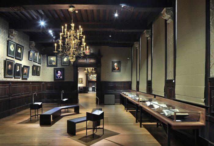 Museum Plantin-Moretus in Antwerp by VisitFlanders via Flickr CC
