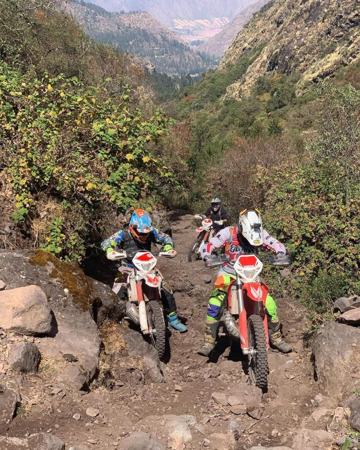On & Off Road Adventure in Peru photo via Peru Moto Tours FB Page