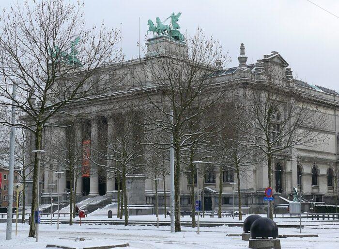 Royal Museum of Fine Arts Antwerp by Ad Meskens via Wikipedia CC