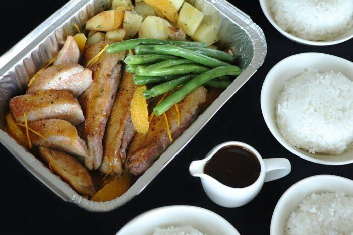 Sheraton Manila Bay Now Offers Duck a l'Orange and Chicken Pot Pie