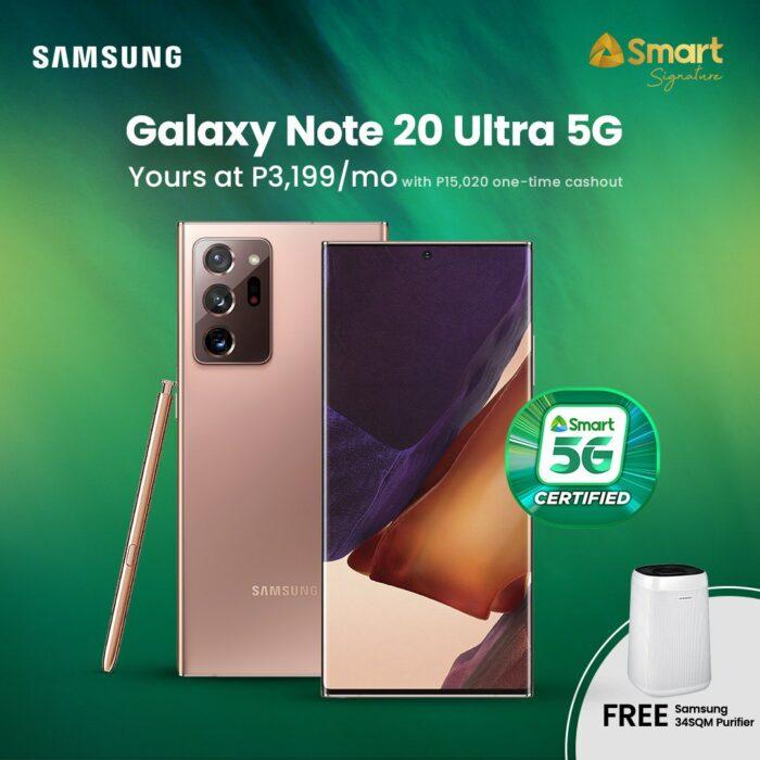 Smart Note20 Ultra 5G