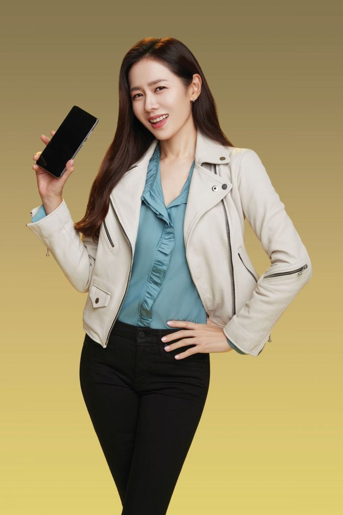 Son Ye Jin Is Smart Signature's Newest Ambassador