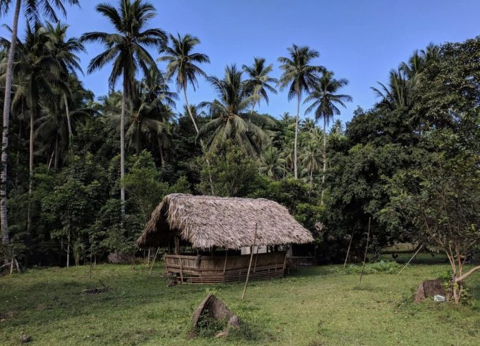 Stay in an Authentic Native Hut in Bulusan, Sorsogon.