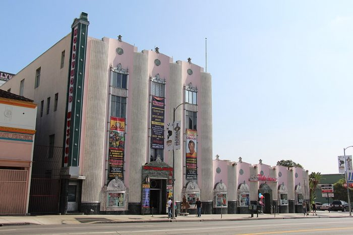 The Hollywood Museum by Jlllm06 via Wikipedia CC