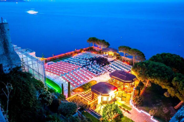 The Monaco Open Air Cinema photo via FB Page