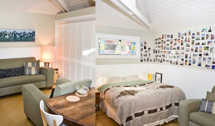 The Secret Venice Garden Guest Suite Airbnb in LA