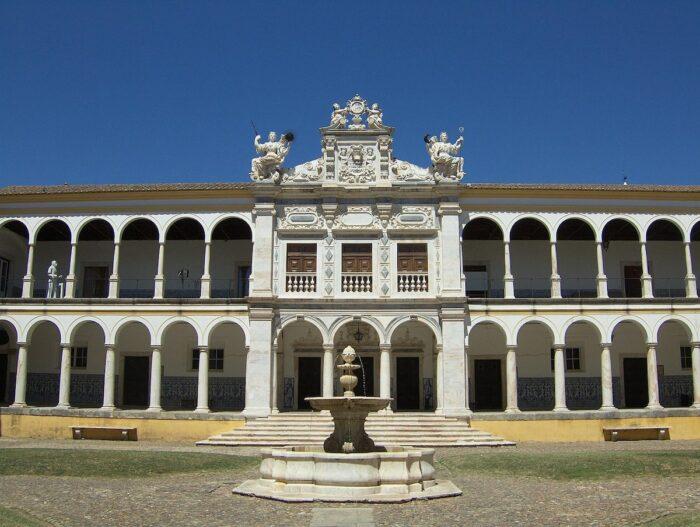 University of Evora by Nuno Curado via Wikipedia CC