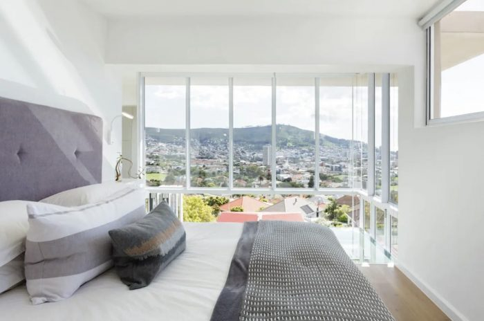 Vacation Rental in Cape Town with an uninterrupted vista of Table Mountain