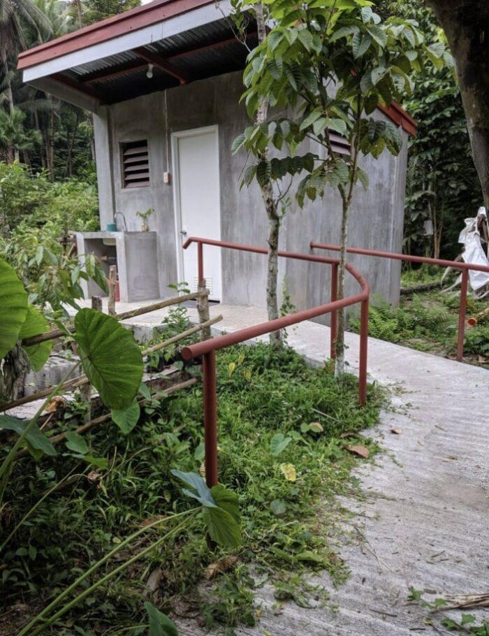 Washroom - Airbnb in Bulusan Sorsogon