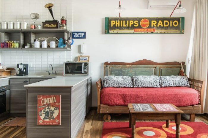 Well designed Airbnbs in Buenos Aires