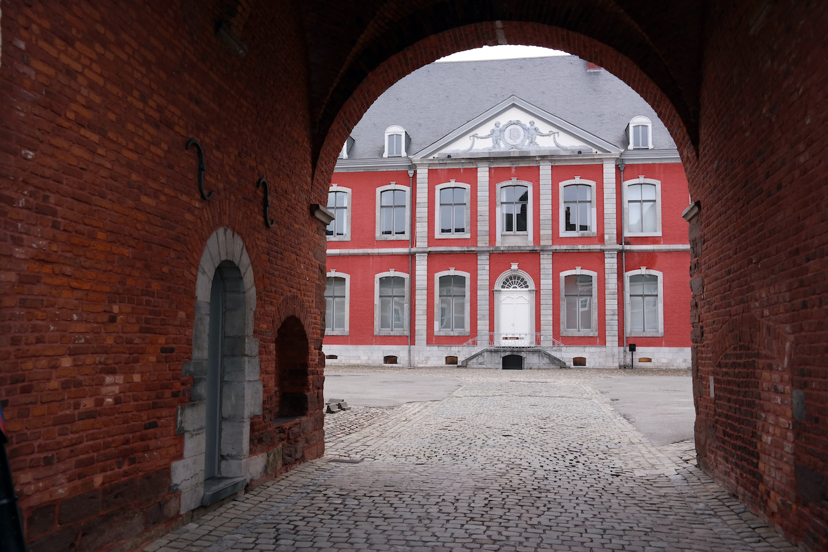 Abbey of Stavelot photo via Depositphotos