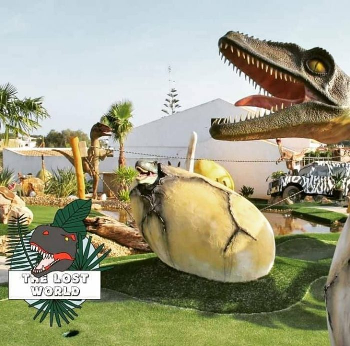 Adventure Golf Alvor