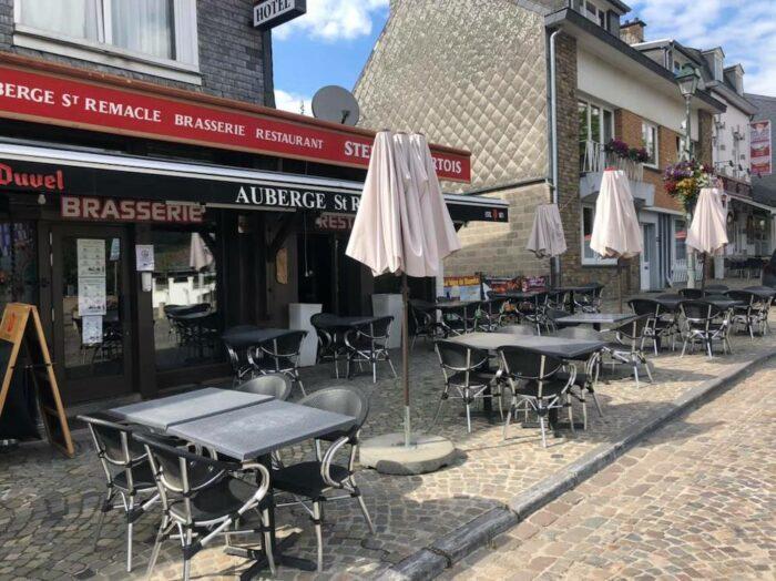 Auberge Saint-Remacle photo via Facebook Page