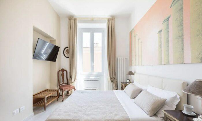 Boutique Apartment Rental Rome