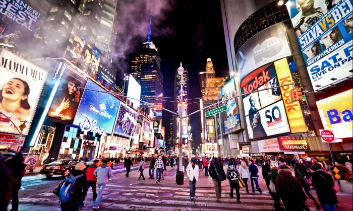 Broadway Shows in Times Square New York