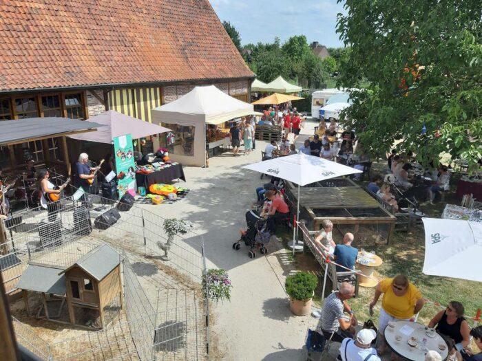 Brouwerij met Brasserie 't Gaverhopke photo via FB Page