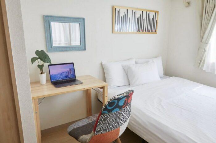Calm House Rental Airbnb near Shinjuku and Shibuya